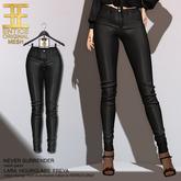 Entice - Never Surrender Pants - Black