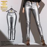Entice - Never Surrender Pants - Silver