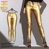 Entice - Never Surrender Pants - Gold