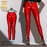 Entice - Never Surrender Pants - Red