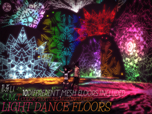 Light Dance Floors - Fatpack - Strange Merchant