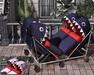 <Aphrodite> Babyshark Quad Stroller
