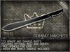 +CCS Enhanced+ [M E S S E R  Co.] Combat Machete