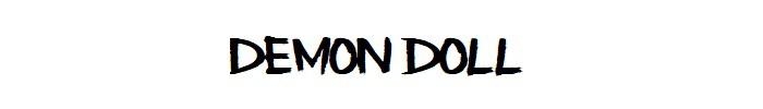 Dimon doll