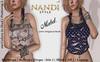 [Nandi Style] - Bag Top Mabel.