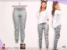 ASO! Sweat Pants (gray) - Slink / Maitreya / Belleza / Legacy