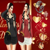 SWEET VALENTINE OUTFIT