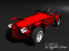 CARS 166 Spyder Corsa