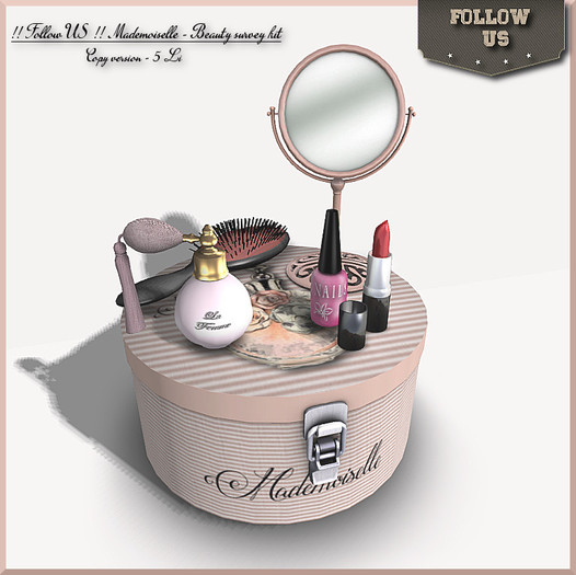 Marketplace OFFER !! Follow US !! Mademoiselle - Beauty Survey kit V2 COPY