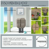 Widdershins - Discombobulated Drawers [Duck Edition]