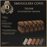 [Ds] SMUGGLERS COVE Trunk PG