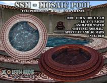 SSM - Mosaic Pool
