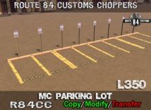 OCC Customs - MC Parking Lot Package