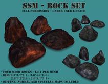 SSM - Rock Set