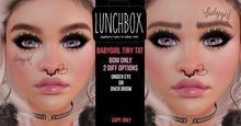 Lunchbox Babygirl Tiny Tat [BOM Layer]