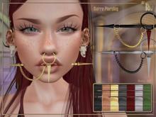 #187# Barre Piercing