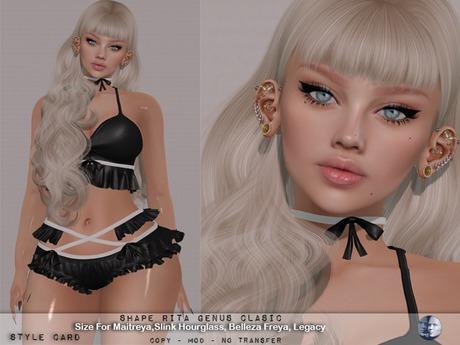Malibu Shapes ::: Rita - GENUS Project Classic
