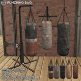[Since1975] Punching Bag & HUD (PG)