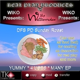 WIKO presents DFS PD Sunday Roast * A YUMMY Dinner * 4 Uses * Many EP * Can eat, use for cooking, decoration for rp ...
