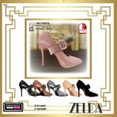 ::DBL:: Zelda Heels MID (Maitreya & Slink Fits ONLY)