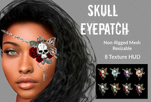 [DB] Skull Eye Patch and HUD  - 8 Textures
