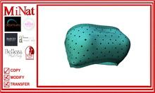 MN Turquoise peas Top
