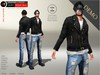 A&D Clothing - DC Outfit -Negan- Black [Demo]