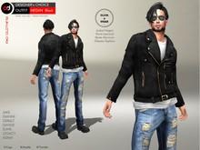 A&D Clothing - DC Outfit -Negan- Black
