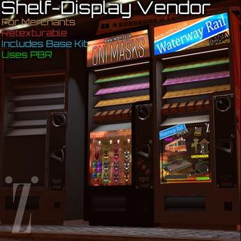 [inZoxi] - 1-2LI Vendor kit for Merchants