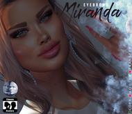 LQ X MIRANDA EYEBROWS - UNPACK