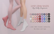 [DD] Cosy Crew Socks