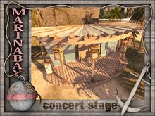 concert stage rezbox