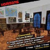HORIZONS Scene - Classroom