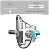 :::SOLE::: SA - Armtech Mk.5 (White)