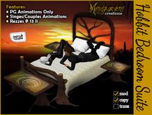 MG - Hobbit Bed (Copy/Mod) boxed