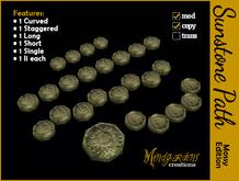 MG - Sunstone Mossy Footpath