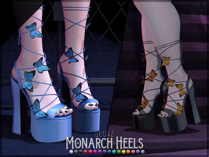 glutz . monarch heels