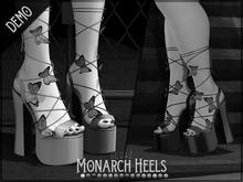 glutz . monarch heels . demo