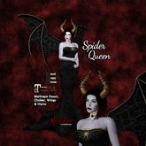 MG - Spider Queen Gown & Wings - Maitreya
