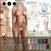 S&P WET 1. bikini Lara cream (rez to unpack)