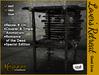 MG - Lovers Retreat Hut - DeadZone (Special Edition)