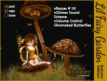 MG - Lil Autumn Fairy Garden