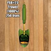 DFS Trowel (FSB#23) - Texture