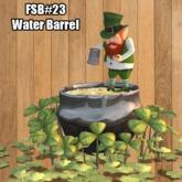 DFS Water Barrel (FSB#23) - Texture