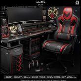 10. BAMSE : Gamer - Keyboard