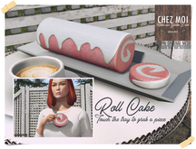 Roll Cake ♥ CHEZ MOI
