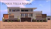 Studio Craft * Funkis Villa Maria (Mansion)
