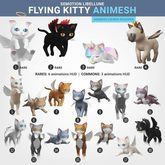 SEmotion Libellune Flying Kitty Animesh #17