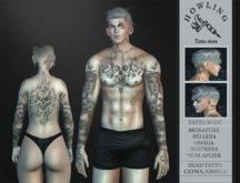 [ H O W L I N G ]-IMI - Tattoo