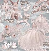 :Moon Amore: Bride Dreams /  Bridal Gown RARE